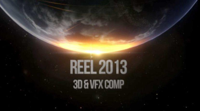 works 2013, reel vfx