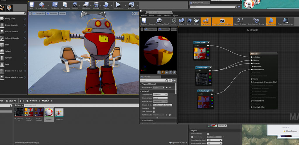 unreal-engine-toon-shading